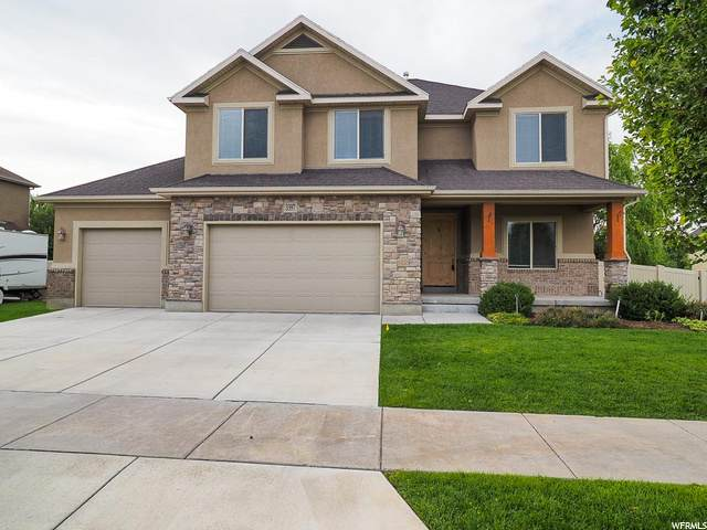 3397 W Chatel Dr S, Riverton, UT 84065 (MLS #1698586) :: Lookout Real Estate Group