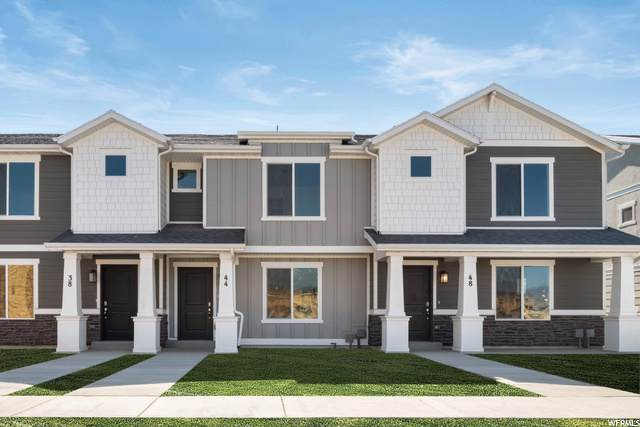 39 N Heading Row E #1168, Saratoga Springs, UT 84045 (MLS #1698595) :: Lookout Real Estate Group