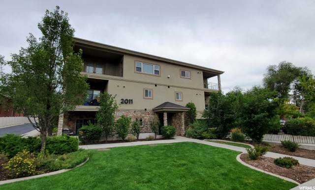 2011 S 2100 E #308, Salt Lake City, UT 84108 (#1698601) :: Pearson & Associates Real Estate