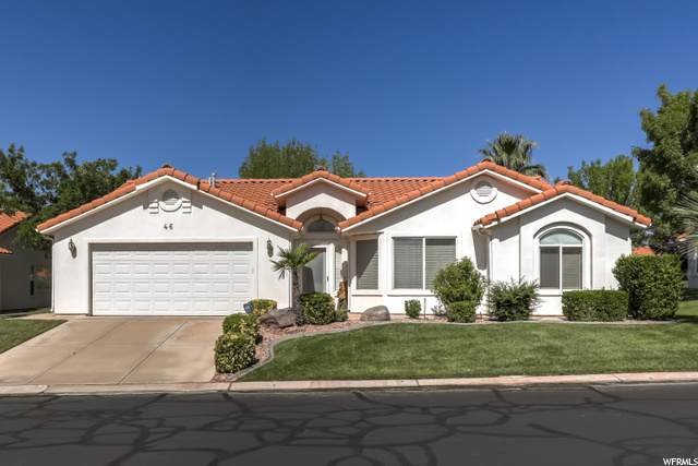 1610 W 100 N #46, St. George, UT 84770 (MLS #1698620) :: Lookout Real Estate Group