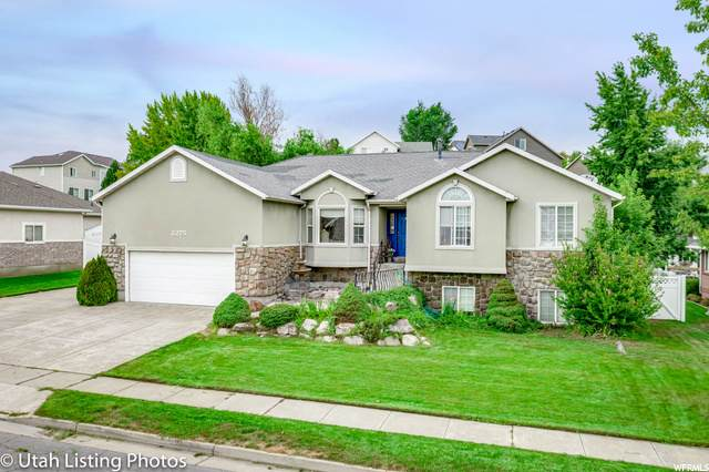 2275 E Deere View Dr, Layton, UT 84040 (#1698627) :: Big Key Real Estate