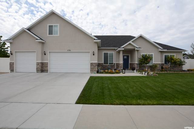 6786 S 2200 W, West Jordan, UT 84084 (#1698633) :: Doxey Real Estate Group