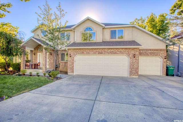 8068 S Twelve Pines Dr, Sandy, UT 84094 (#1698656) :: Colemere Realty Associates