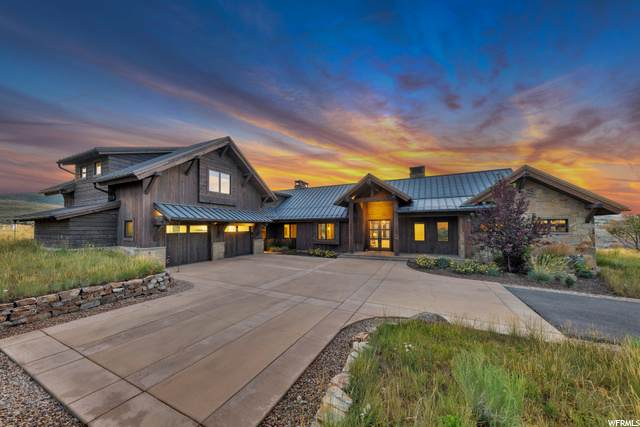 5787 E Rock Chuck Dr, Heber City, UT 84032 (#1698657) :: McKay Realty