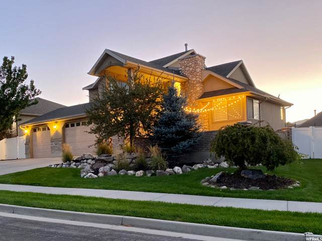 14254 S Amber Rose Ln W, Herriman, UT 84096 (MLS #1698678) :: Lookout Real Estate Group