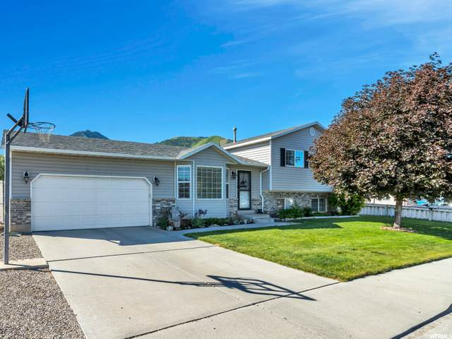 1649 S Spanish Ridge Dr E, Spanish Fork, UT 84660 (MLS #1698683) :: Lookout Real Estate Group