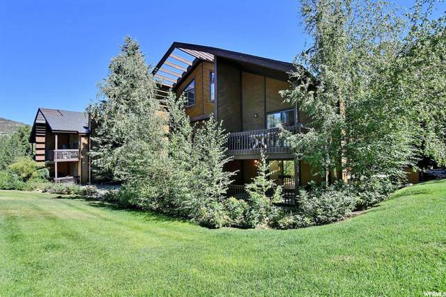 2025 Canyons Resort Dr O-3, Park City, UT 84098 (MLS #1698689) :: High Country Properties