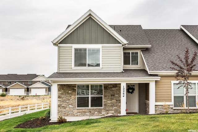 12264 S Macdill Ct W #54, Herriman, UT 84096 (MLS #1698707) :: Lookout Real Estate Group