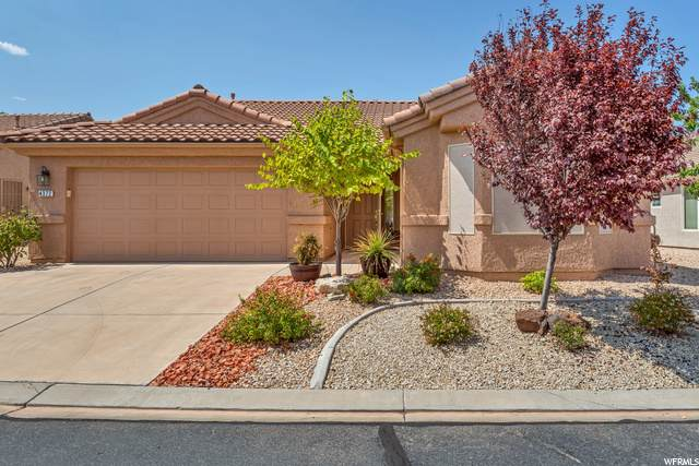 4372 S Kiva Hill Dr, St. George, UT 84790 (#1698709) :: Doxey Real Estate Group