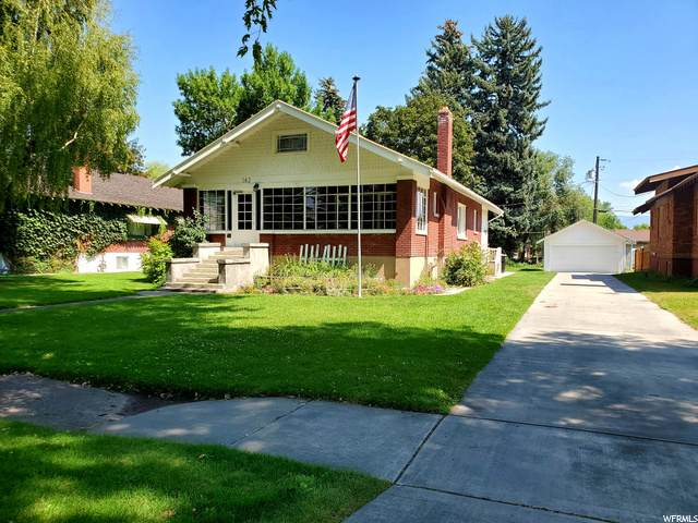 162 N 100 W, Preston, ID 83263 (#1698724) :: Utah Best Real Estate Team | Century 21 Everest