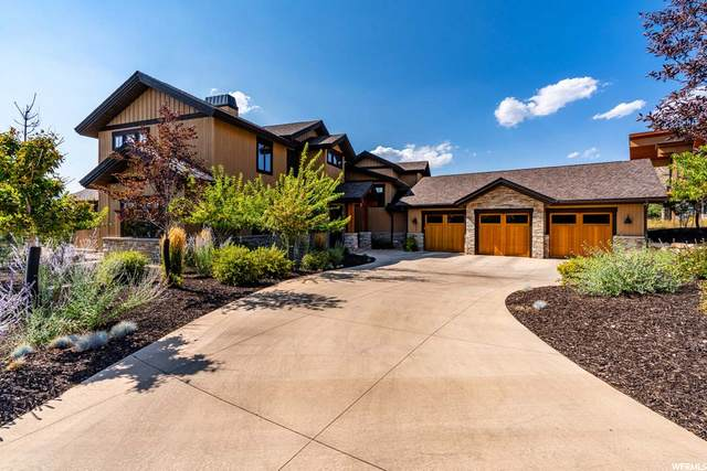 1315 N Chimney Rock Rd, Heber City, UT 84032 (#1698738) :: Big Key Real Estate