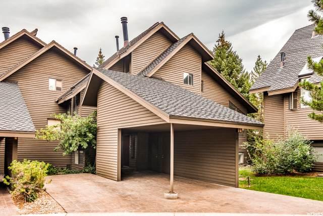 3710 N Navajo Trl #70, Park City, UT 84098 (MLS #1698742) :: High Country Properties