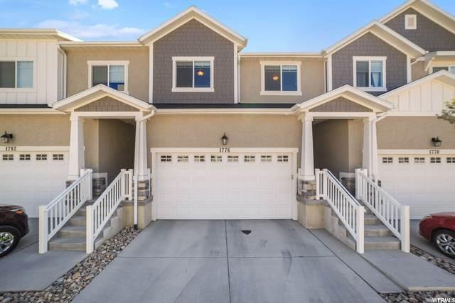 1776 N 3780 W, Lehi, UT 84043 (#1698754) :: Colemere Realty Associates