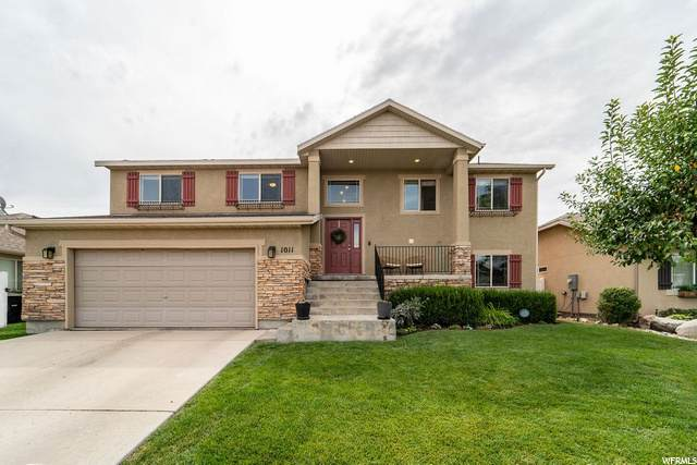 1011 Windsor Dr W, North Salt Lake, UT 84054 (MLS #1698765) :: Lookout Real Estate Group