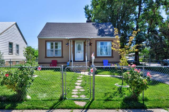803 E 32ND St S, Ogden, UT 84403 (#1698771) :: Doxey Real Estate Group