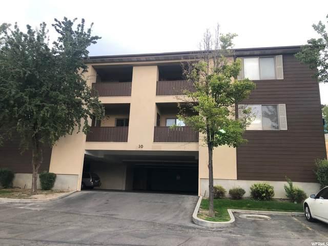 9253 S Jefferson Cv 10F, Sandy, UT 84070 (#1698779) :: Big Key Real Estate