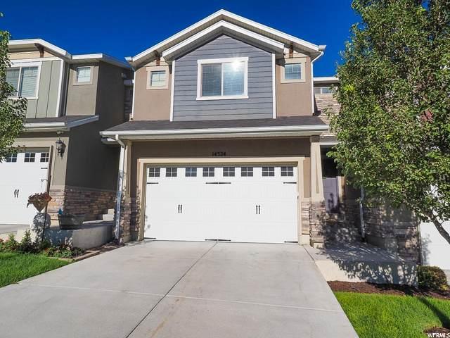 14524 S Edgemere Dr W, Herriman, UT 84096 (MLS #1698788) :: Lookout Real Estate Group