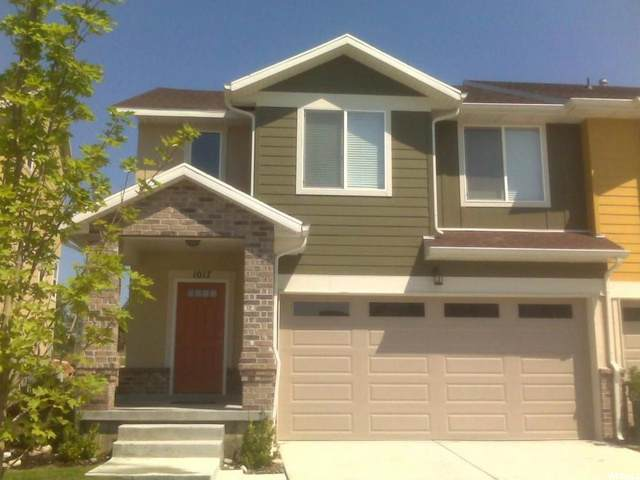 1017 E Quarry View Way, Sandy, UT 84094 (MLS #1698803) :: Lookout Real Estate Group