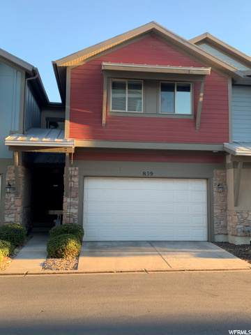 839 W Cannara Way, Midvale, UT 84047 (MLS #1698839) :: Lookout Real Estate Group