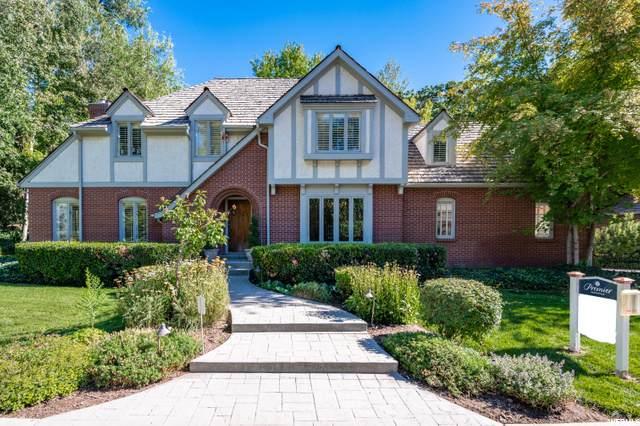1788 E Mill Ln, Salt Lake City, UT 84106 (#1698846) :: Big Key Real Estate