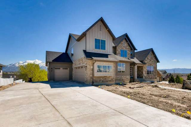 1133 W Thursby Ct #127, West Jordan, UT 84088 (MLS #1698853) :: Lookout Real Estate Group