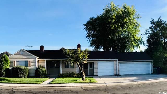 237 E Pioneer Ave, Sandy, UT 84070 (#1698859) :: Utah Best Real Estate Team | Century 21 Everest