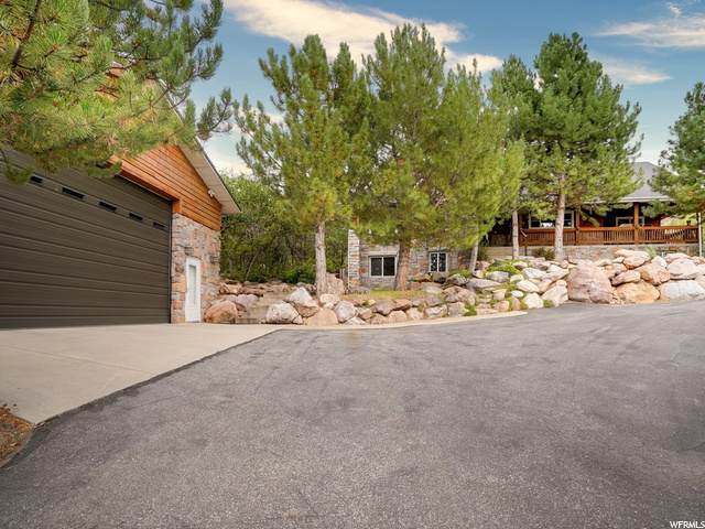 4364 Powder Mountain Rd, Eden, UT 84310 (#1698871) :: Gurr Real Estate