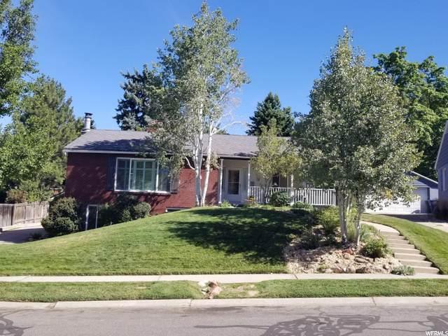 2467 Skyline Dr, Salt Lake City, UT 84108 (#1698883) :: Big Key Real Estate