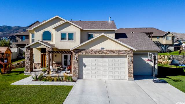 2161 S Weatherby Dr, Saratoga Springs, UT 84045 (#1698900) :: Doxey Real Estate Group