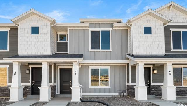 63 N Heading Row E #1174, Saratoga Springs, UT 84045 (MLS #1698903) :: Lookout Real Estate Group