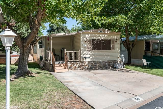 180 N 1100 E #54, Washington, UT 84780 (#1698905) :: Bustos Real Estate | Keller Williams Utah Realtors