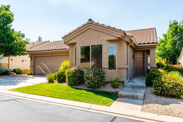 4242 S Hamlet Hill Dr, St. George, UT 84790 (#1698926) :: Powder Mountain Realty