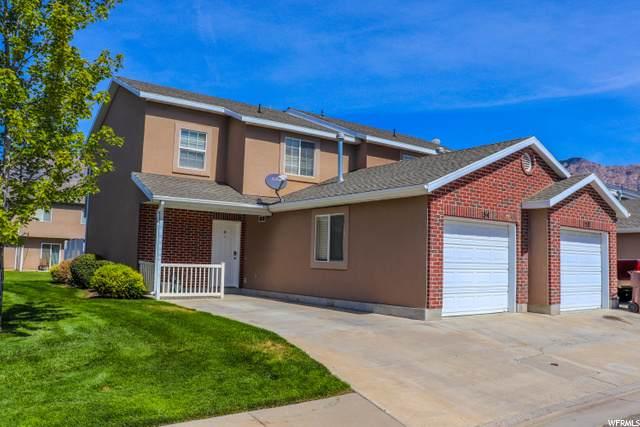 154 Savannah Ln, Ogden, UT 84414 (MLS #1698955) :: Lookout Real Estate Group