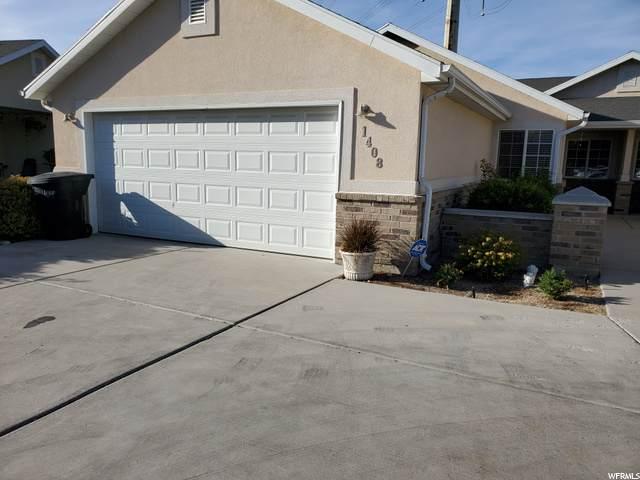 1408 W Westbridge Dr S, Provo, UT 84601 (MLS #1698976) :: Lookout Real Estate Group