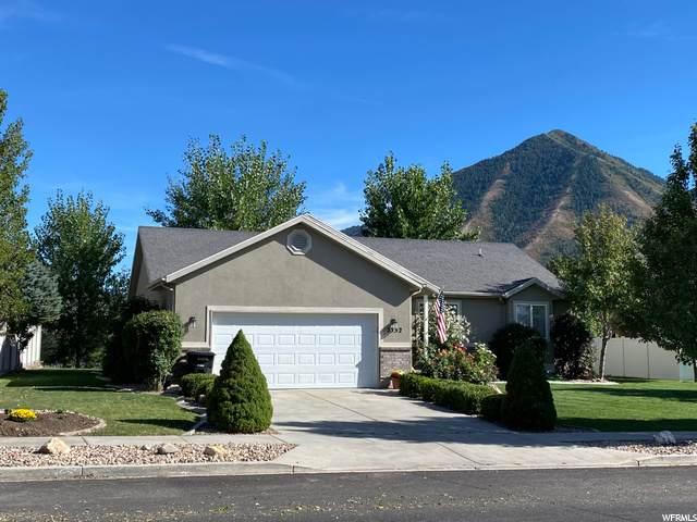 3332 E Canyon Crest Dr, Spanish Fork, UT 84660 (#1698981) :: Big Key Real Estate