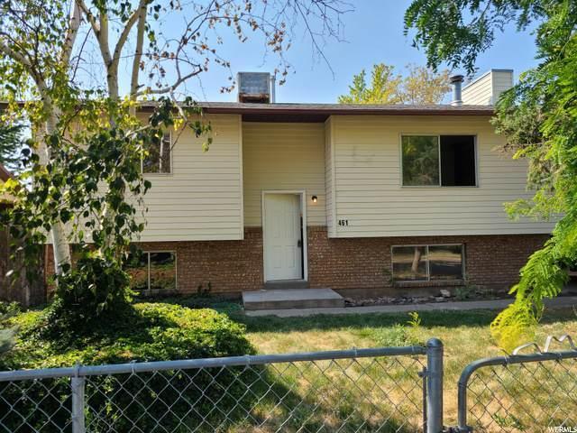 461 W 2500 S, Clearfield, UT 84015 (#1699008) :: Bustos Real Estate | Keller Williams Utah Realtors