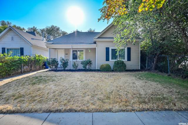 418 S Goshen St, Salt Lake City, UT 84104 (#1699022) :: RE/MAX Equity