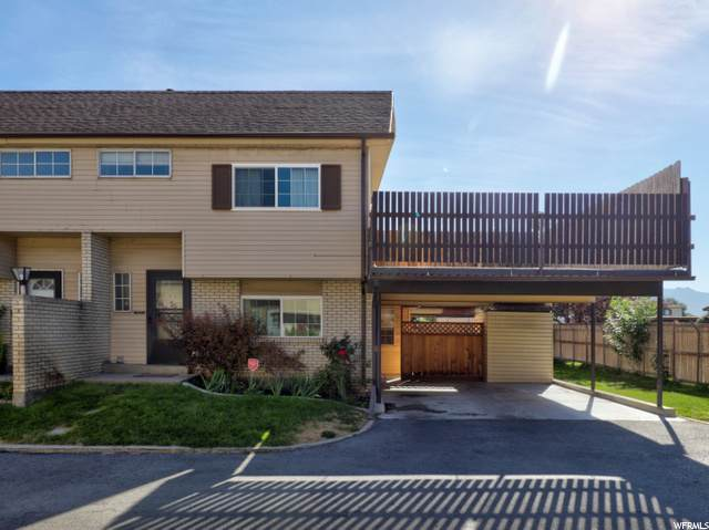 1913 W Homestead Farms Ln Ln S #4, West Valley City, UT 84119 (MLS #1699027) :: Lookout Real Estate Group