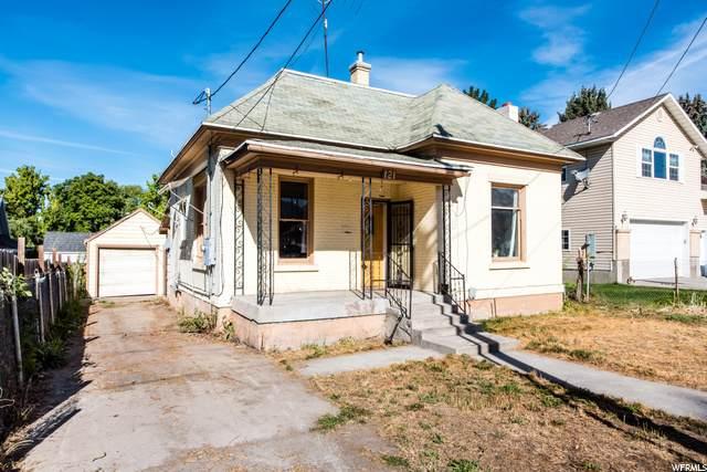 121 N 100 W, Smithfield, UT 84335 (#1699063) :: Doxey Real Estate Group