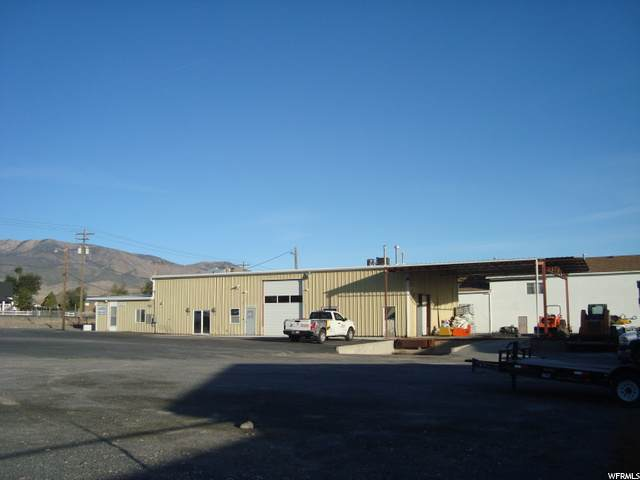 576 W Clark St N, Grantsville, UT 84029 (#1699071) :: Big Key Real Estate