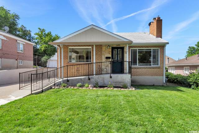 1312 E Westminster Ave, Salt Lake City, UT 84105 (#1699100) :: Big Key Real Estate