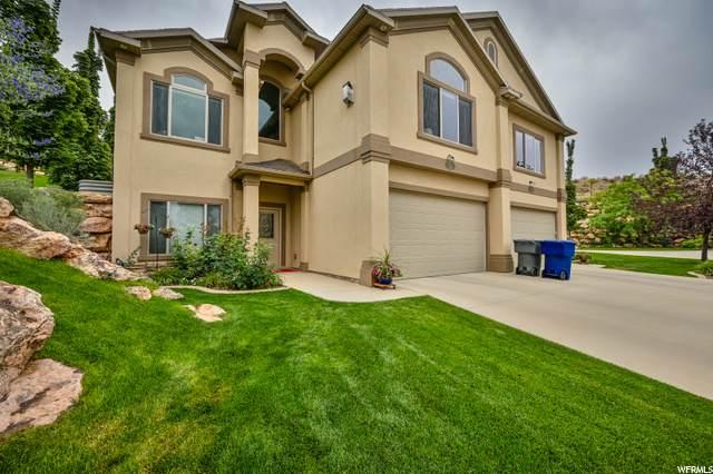 212 Edgewood Cir, North Salt Lake, UT 84054 (MLS #1699134) :: Lookout Real Estate Group