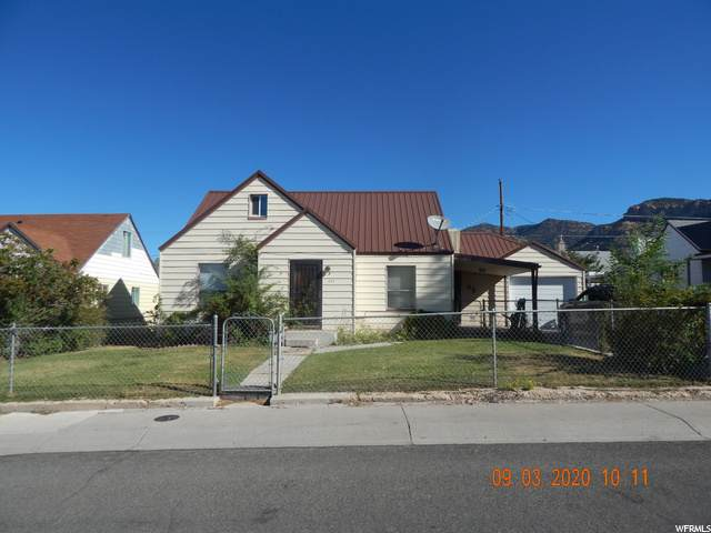 331 Carson, East Carbon, UT 84520 (#1699143) :: Big Key Real Estate