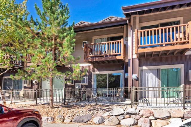 2255 Sidewinder Dr #607, Park City, UT 84060 (#1699181) :: Doxey Real Estate Group