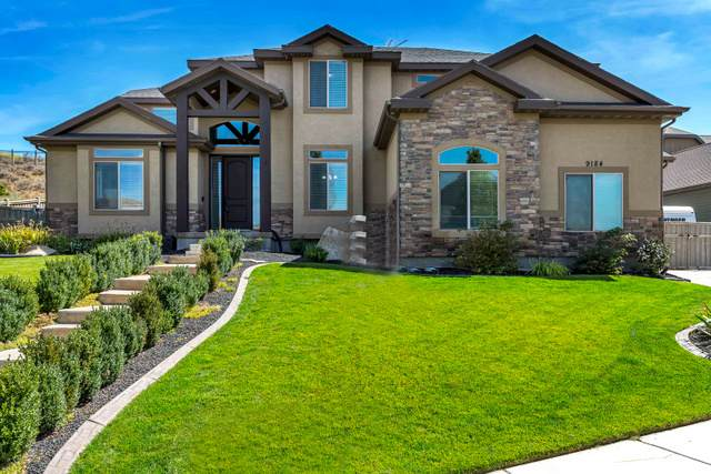 9184 N Mount Airey Dr, Eagle Mountain, UT 84005 (#1699268) :: Colemere Realty Associates