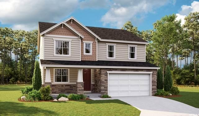 11878 S Teton Park Dr W #133, Herriman, UT 84096 (#1699301) :: Bustos Real Estate | Keller Williams Utah Realtors