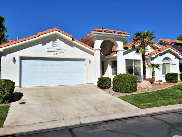 1610 W 100 N #47, St. George, UT 84770 (MLS #1699313) :: Lookout Real Estate Group