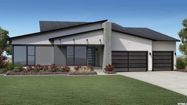 4714 W Juniper Bend Cir S #110, Herriman, UT 84096 (#1699327) :: Big Key Real Estate
