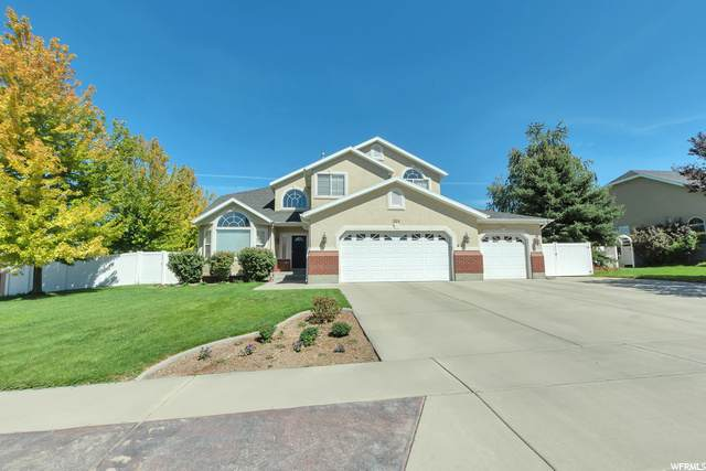 368 W 2730 N, Lehi, UT 84043 (#1699345) :: Gurr Real Estate