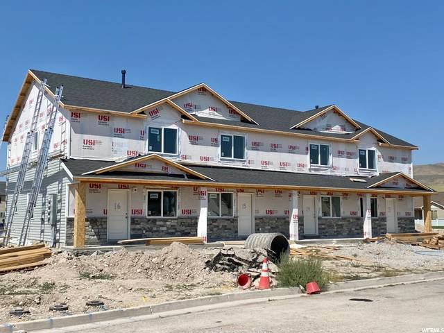 2460 W 450 N #14, Tremonton, UT 84337 (#1699358) :: Gurr Real Estate